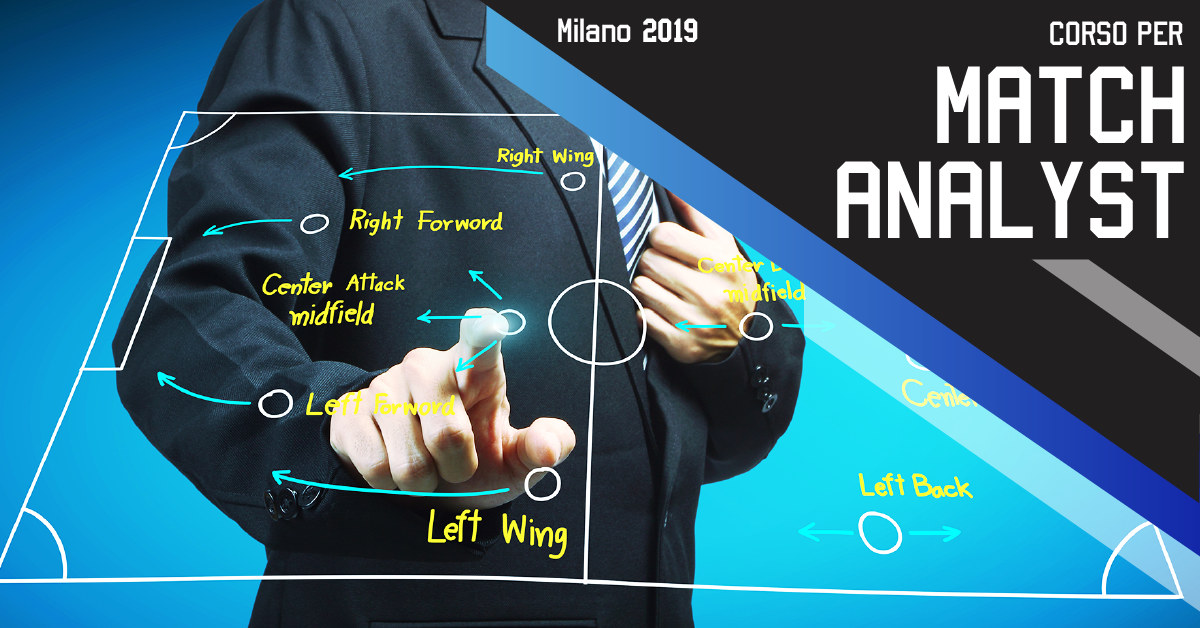 diventare match analyst sport business academy