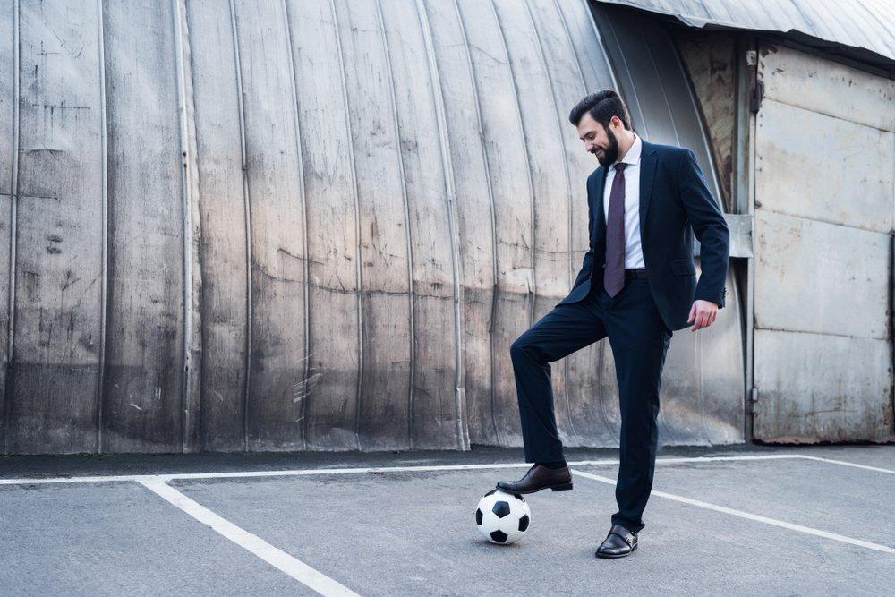 diventare manager calcistico